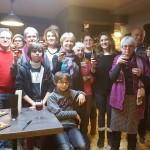 Bois le Roi Jumelage - Stammtisch d'hiver 2017
