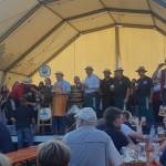 Ouverture de l'Uferfest de Langenargen