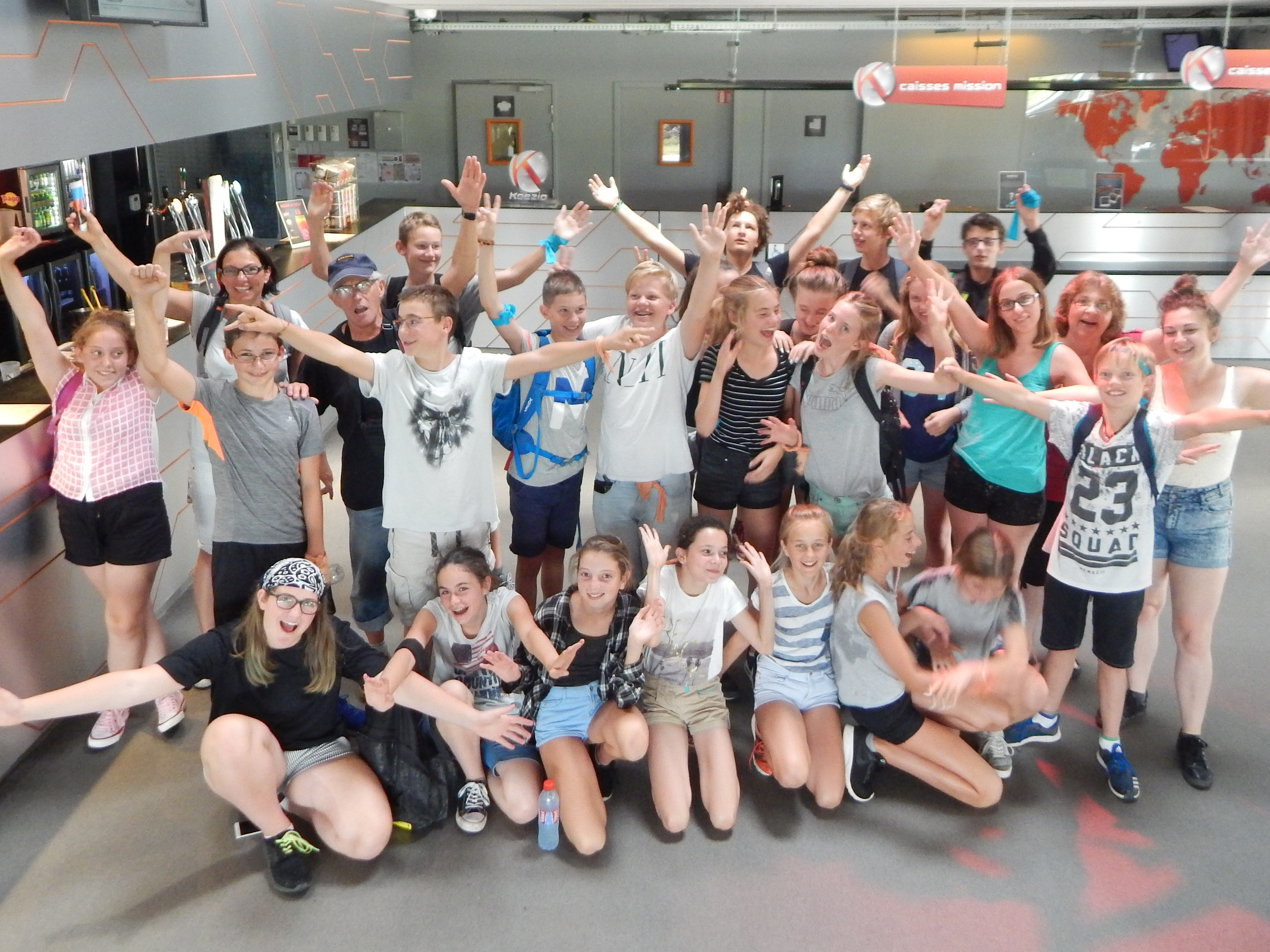 Semaine des jeunes 2017 - Koezio