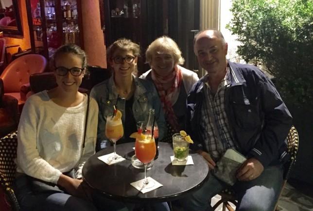 Leona Porstner, Leona Frick, Anne-Cécile Fainéant, Frédéric Duhay